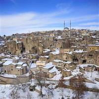 Winter is something else in Cappadocia