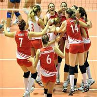 A Turkish wind blows in European volleyball