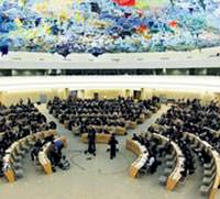 Syria and Israel refuse UN Human Rights Council entry
