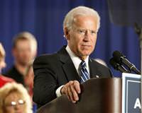 Biden criticizes EU on Turkey