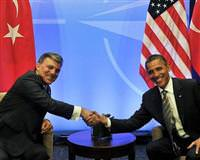Gül and Obama discuss Turkish-American relations
