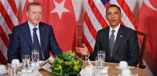 PM Erdo�an to discuss Syria with Putin and Obama