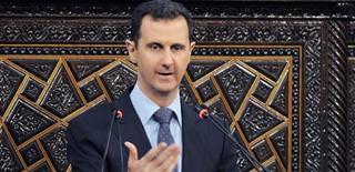 Syria�s Assad hurls accusations at Turkey