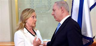 Clinton tells Israel to repair ties with Turkey