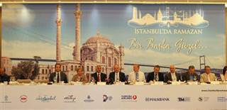 Arabs flock to �Ramadan in Istanbul�