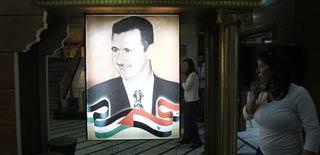 Assad �the ghost of Damascus�