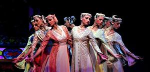 The International Bodrum Ballet Festival begins