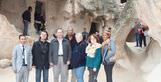 Houston Mayor Parker tours Cappadocia region