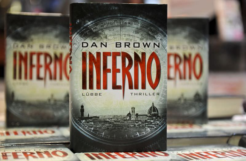 Dan Brown's new book based in Istanbul hits the shelves