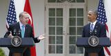 U.S. and Turkey have overlapping views on Syria