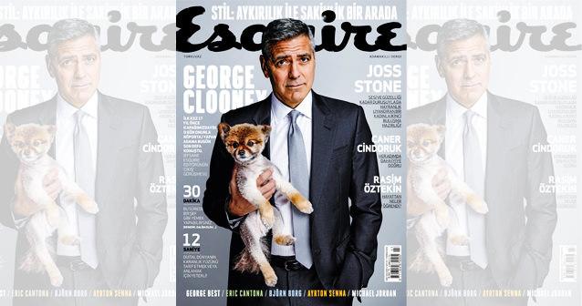 George Clooney - Temmuz 2016
