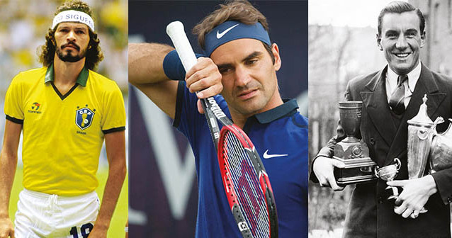 Gelmiş geçmiş en 'Cool' 15 sporcu