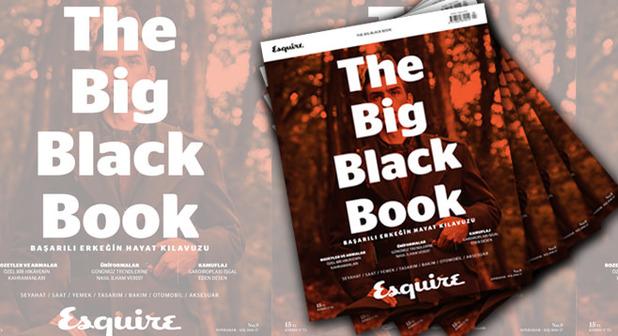 The Big Black Book, birkaç güne raflarda!