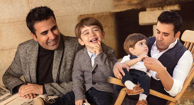 Baba ve Oğul: Emrah & Elyesa Erdoğan