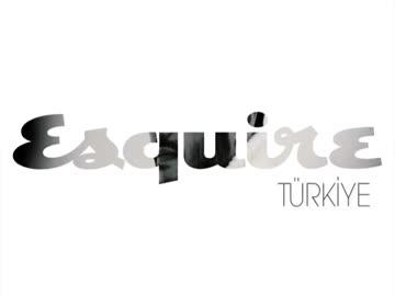 Esquire Türkiye Kasım 2017 - Nuri Şahin