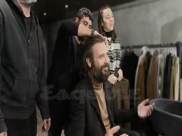Esquire Türkiye Mart 2018 - Nejat İşler