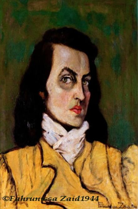 ünlü Ressamların Içe Bakan Resimleri Otoportre Galeri Fikriyat
