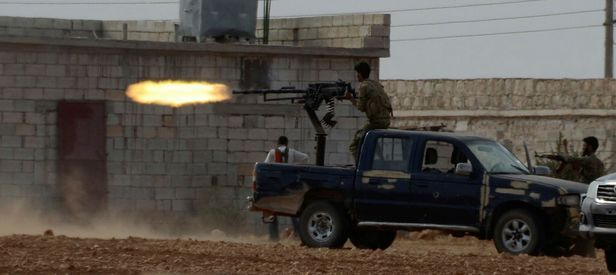Muhaliflerden katil Esed'e ağır darbe