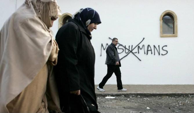 İslamofobi: AB'nin yeni kriteri