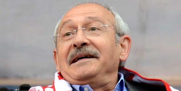 Kılıçdaroğlu'nun derdi Türkiye'nin geleceğini çalmak