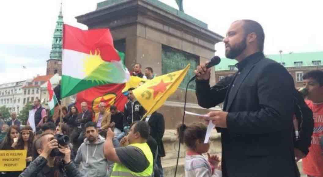 Danimarkalı AGİT üyesi de PKK'lı çıktı