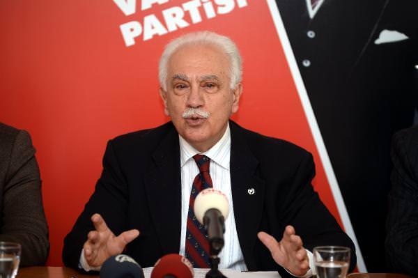 Yüzde 49 eriyor Perinçek CHP'yi uyardı