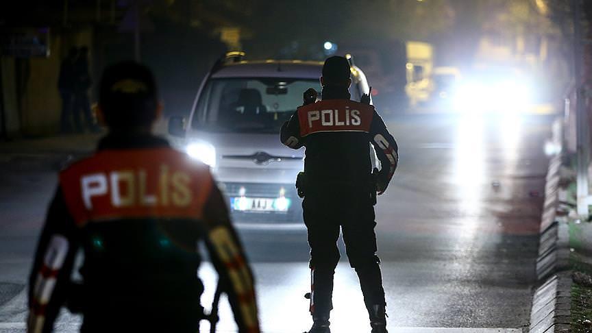 İstanbul'da operasyon! 5 bin polis katılıyor