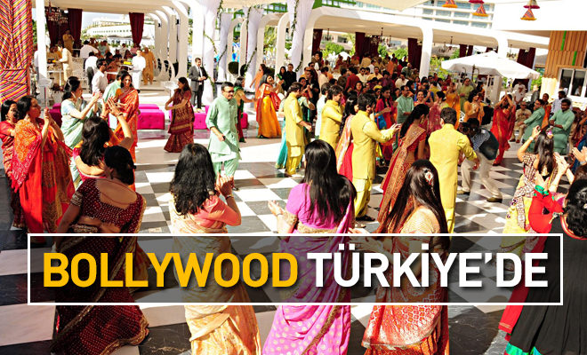 Bollywood Türkiye'de