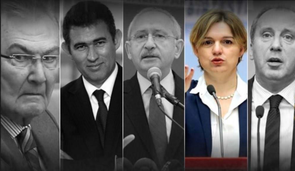 CHP'de hiziplerin iktidar savaşı