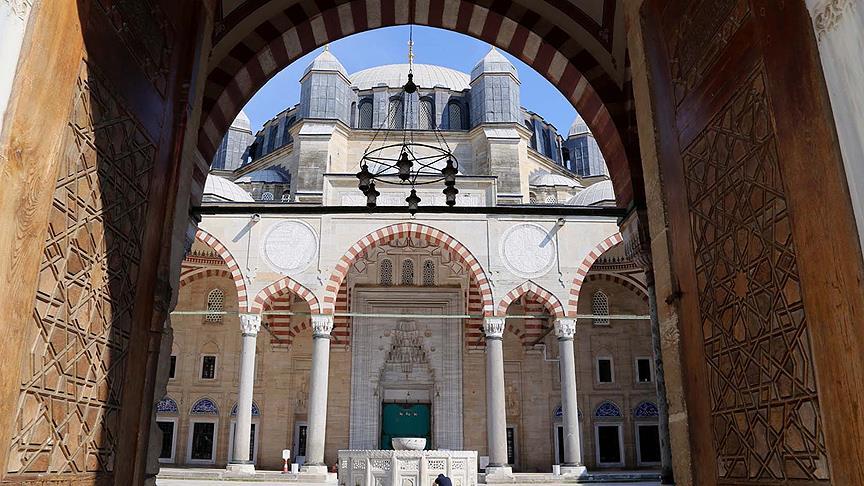 Selimiye Camisi'nin manevi şifreleri
