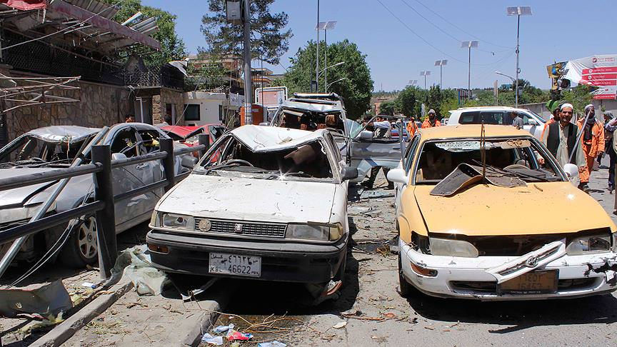 Afganistan'da terör saldırıları ve şiddet olayları tırmanışta