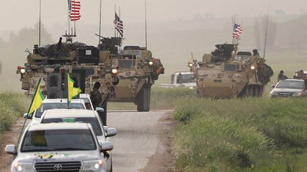 Emanetçi taşeron PYD'nin elinden toprakları alıp İsrail'e teslim edecekler!