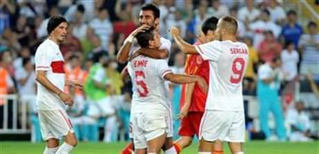 First win for Turkey against Romania in 45 years