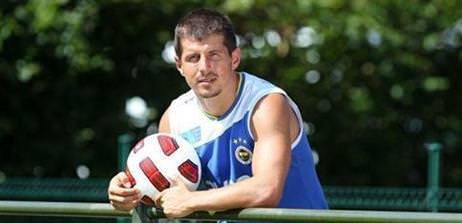 Belozoglu injured in Fenerbahce training