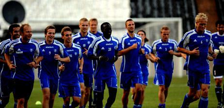 Helsinki geri döndü: 1-0