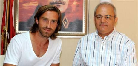 Uğur İnceman Antalyaspor'da