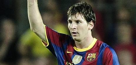 Adriano yok Messi belki