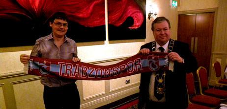 Trabzon'a iki yeni kardeş!