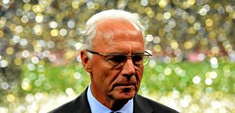 Beckenbauer yalanladı