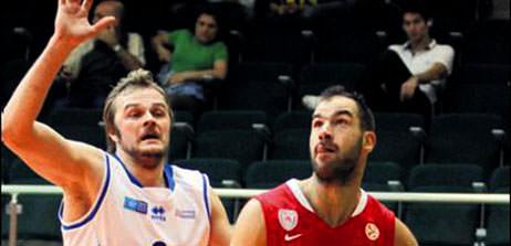 Olympiakos kupayı kaptı