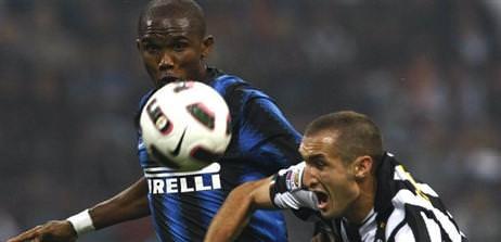 Juve'den Inter'e �elme