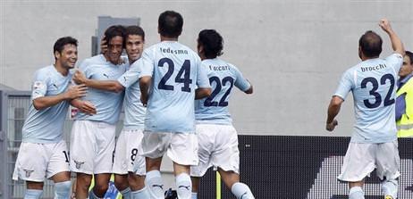 Yeni lider Lazio