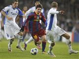 Barça takıldı