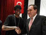 İverson cumartesi 10.00'da İstanbul'da