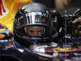 Vettel birinci Red Bull �ampiyon