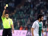 Yıldırım'a UEFA'dan görev