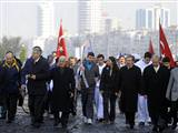 Erzurum 2011'e rekor katılım
