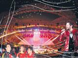 Sarı kırmızı karnaval