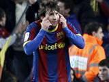 Messi'ye ceza