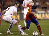 David Villa rekor kırdı: 2-1